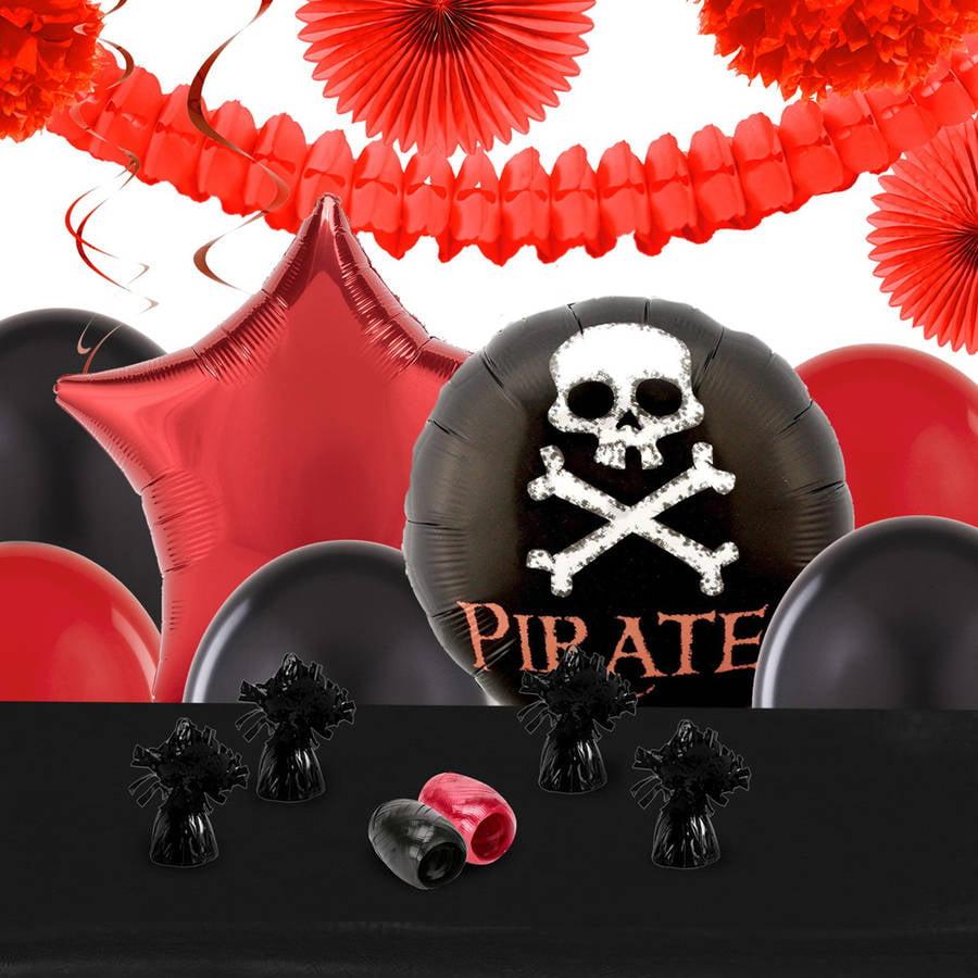 Pirates Decoration Kit