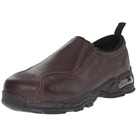 Nautilus Men Steel Toe Slip On Sneakers