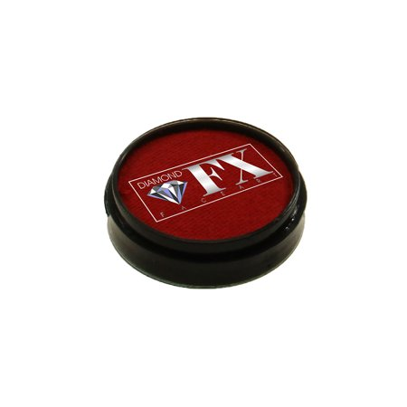 Diamond FX Essential Face Paint Refill - Red (10 - Red Face Paint Halloween