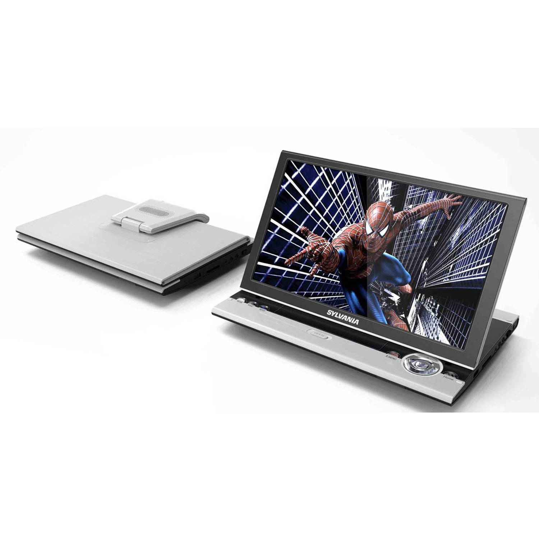 """Sylvania SDVD1256 11.6"""" Portable DVD Player"""