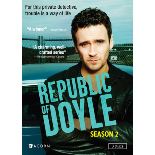 Republic Of Doyle: Season 2 (Widescreen)