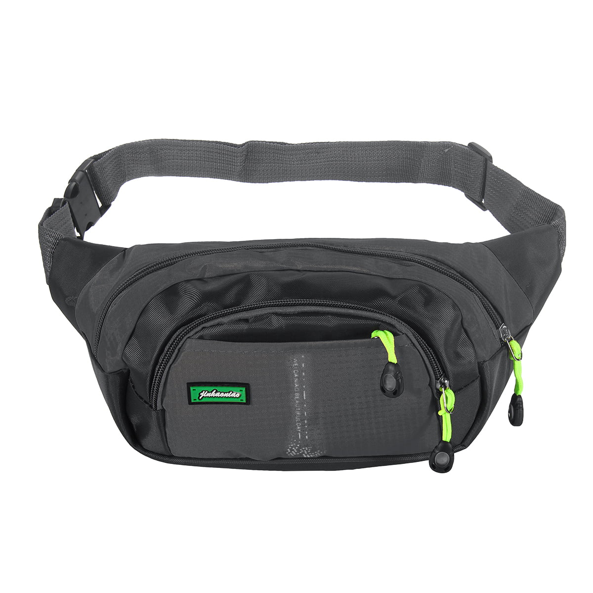 Tennis Man Player Sport Waist Bag Fanny Pack Adjustable For Run