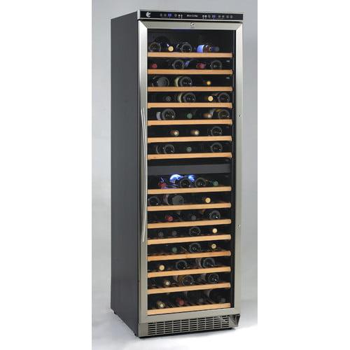 Avanti 149 Bottle Dual Zone Freestanding Wine Refrigerator