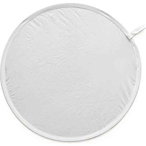 Gold//White//Silver//Black Calumet 42 4 Colour Zip Disc Reversible Reflector Cover