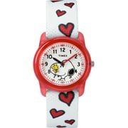 Best Kids Watches - Girls Time Machines x Peanuts: Snoopy & Hearts Review