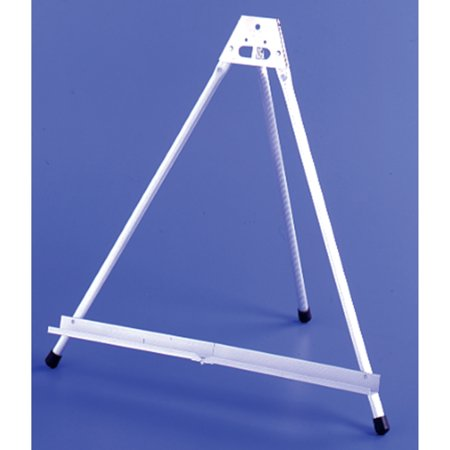 Testrite Economy Table Easel Metal Table Easel
