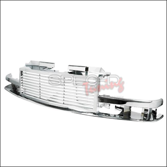 Spec-D Tuning HG-S1098C Front Grille for 98 to 02 Chevrol...