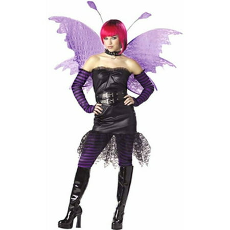 Teen Gothic Fairy Costume - Teens Cosplay