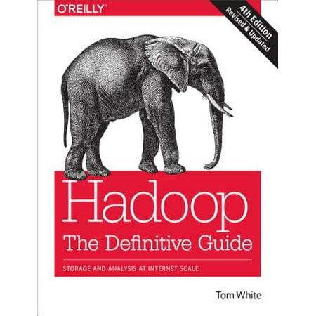 Hadoop: The Definitive Guide - eBook