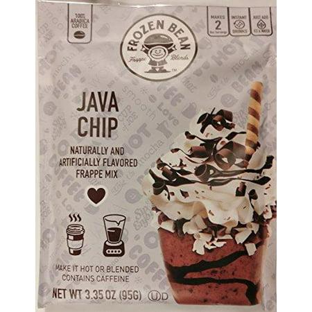 Phenomenal Frozen Bean Frappe Mix Java Chip 2 8 Oz Creativecarmelina Interior Chair Design Creativecarmelinacom