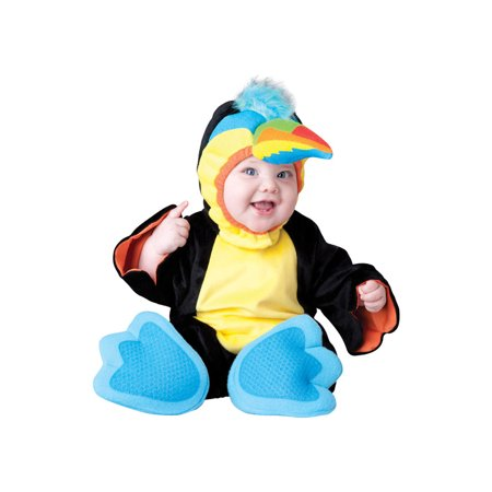 Infant Tiny Toucan Costume Incharacter Costumes LLC 6035