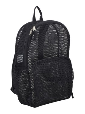 80e7e71aef58 Product Image Eastsport Multi-Purpose Mesh Backpack with Front Pocket