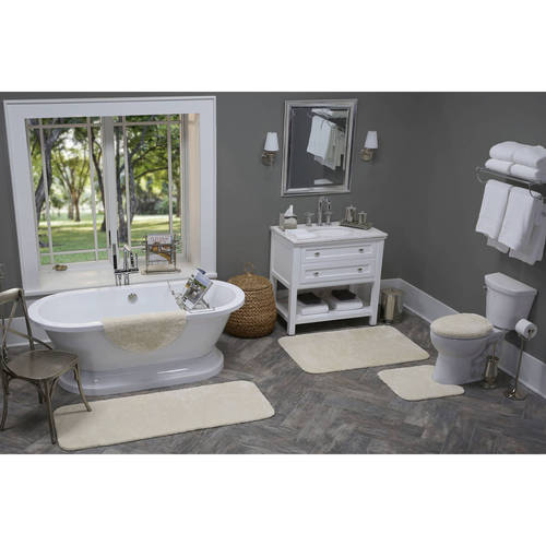 Better Homes and Gardens Extra Soft Bath Rug Collection