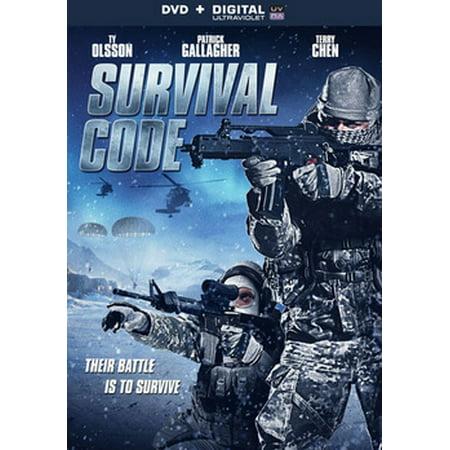 Survival Code (DVD) - Halloween Town Survival 4