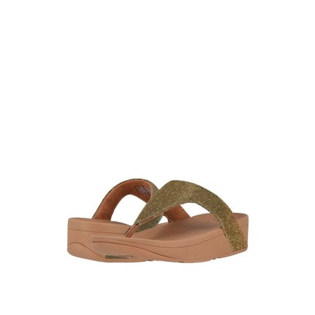 Fitflop Lottie Glitzy Women's Thong Arch Support Sandals