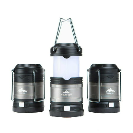 Cascade Mountain Tech Collapsible LED Lantern 3 (Cascade Mountain Tech Pop Up Lantern Review)