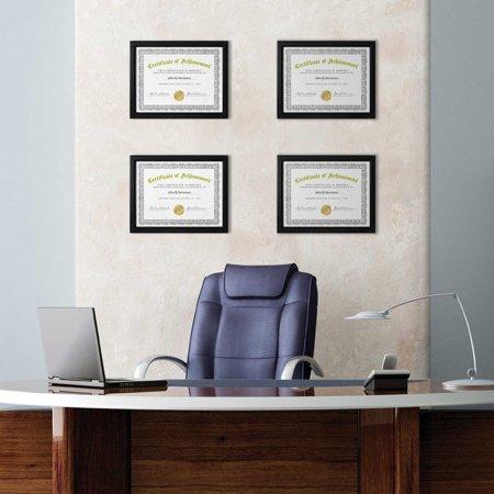 Kiera Grace Caspian 8.5x11 Document Frame - Set of 24 - Walmart.com