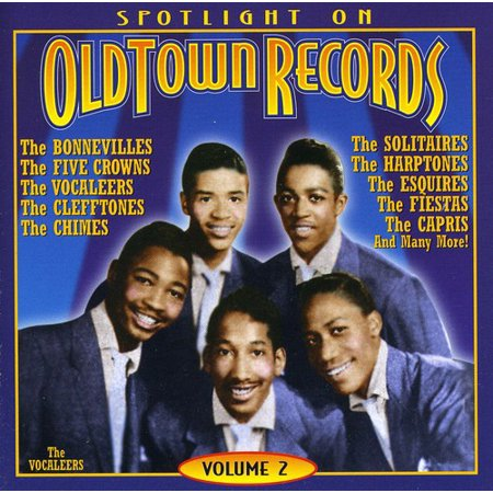 Value Old Lp Records (Spotlite On Old Town Records, Vol.2)