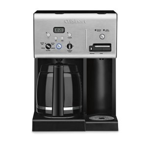 Cuisinart Coffee Makers Coffee Plus™ 12 Cup Programmable Coffeemaker plus Hot Water System