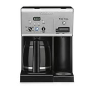 Coffee Makers Coffee Plus 12 Cup Programmable Coffeemaker plus Hot Water System