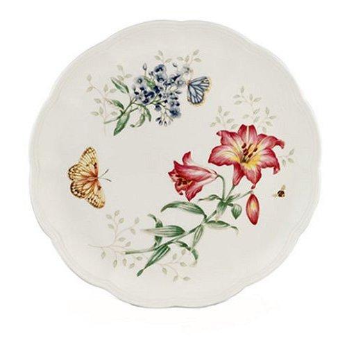 Lenox Butterfly Meadow Fritillary Dinner Plate