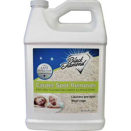 Pleasing Carpet Spot Stain Remover Black Diamond Stoneworks 1 Gallon Uwap Interior Chair Design Uwaporg