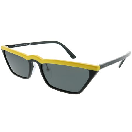 e85f7a788d Prada - Prada PR 19US W195S0 Womens Cat-Eye Sunglasses - Walmart.com