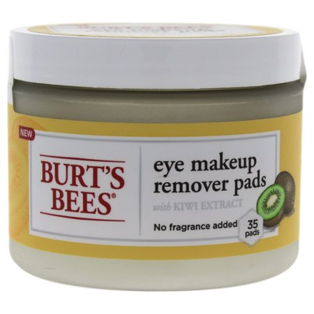 Eye Makeup Remover Pads - Kiwi Extract by Burts Bees for Unisex - 35 Pc Pads - image 7 de 7