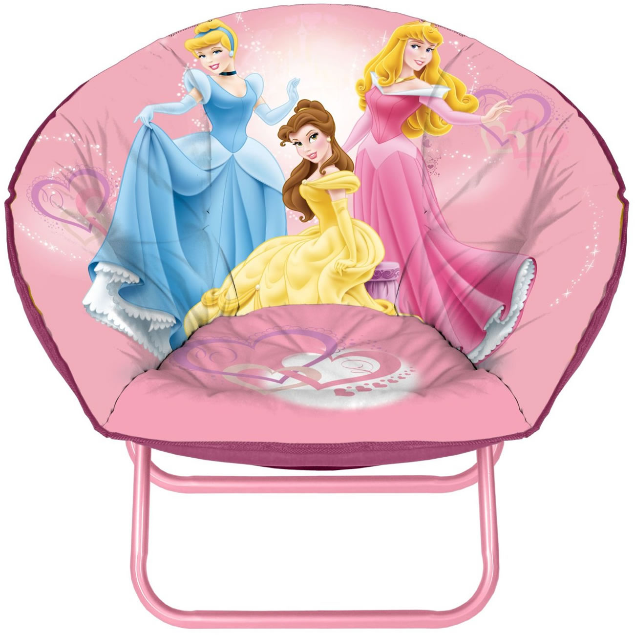 Disney Princess Toddler Saucer Chair