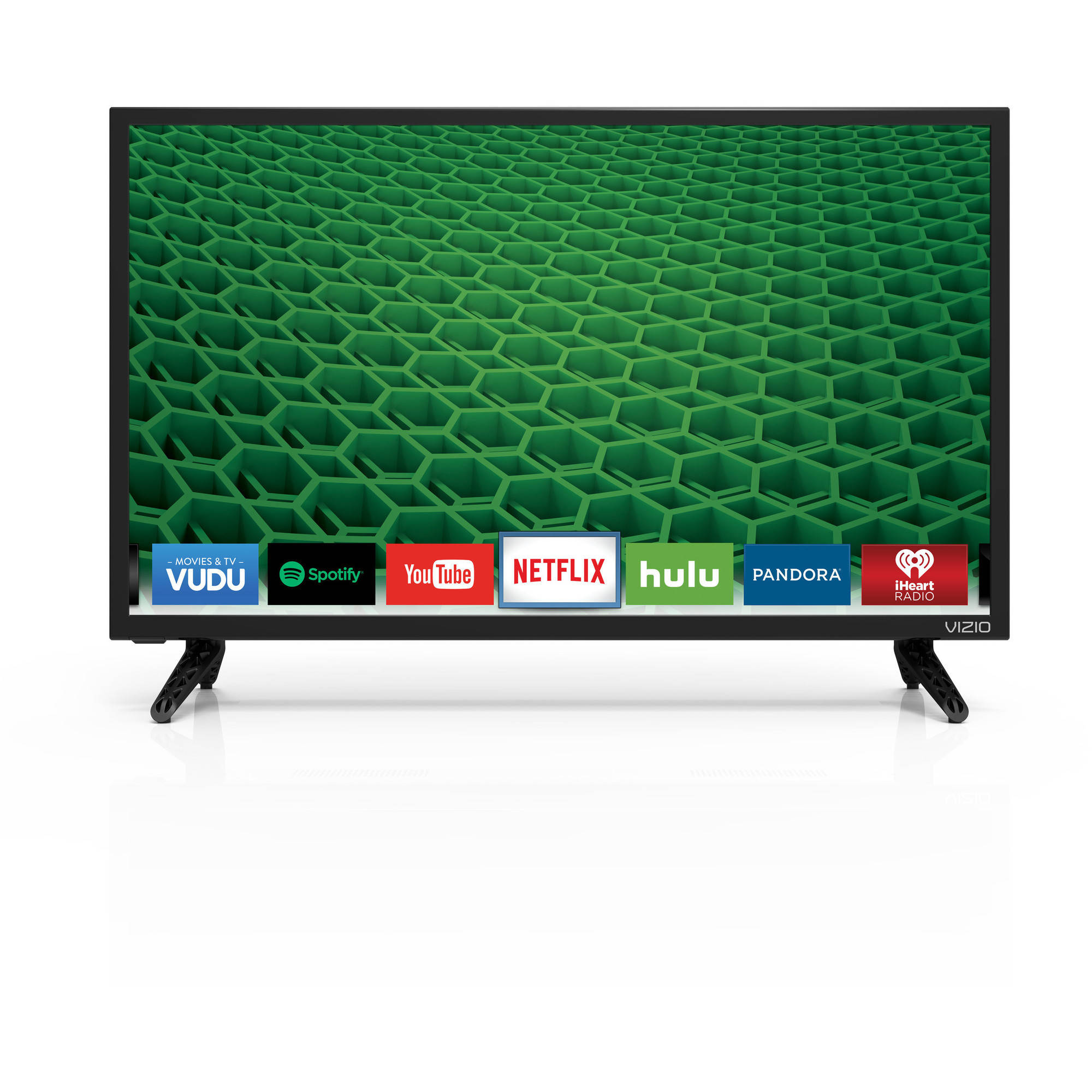 "VIZIO D24-D1 24"" 1080p 60Hz LED Smart HDTV"
