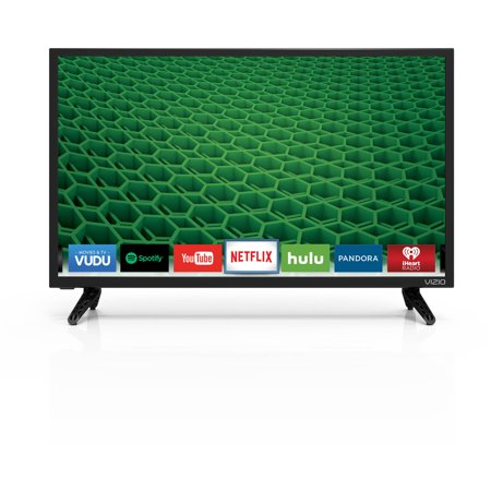 VIZIO D24-D1 24″ 1080p 60Hz LED Smart HDTV