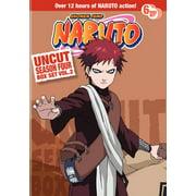 Naruto Uncut: Season 4, Volume 2 (DVD)
