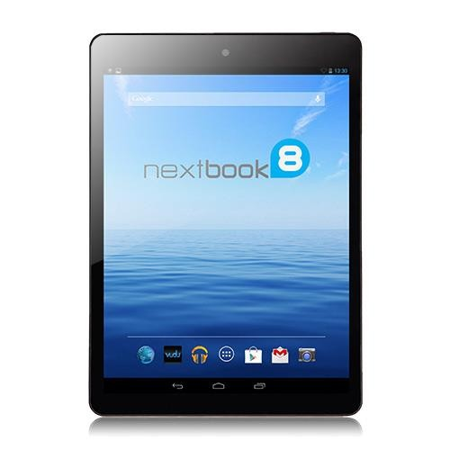 "Refurbished Nextbook NXAQC116-BK Ares 8"" 16GB Black Android Tablet"