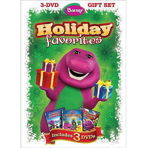 Barney: Holiday Favorites (Full Frame)