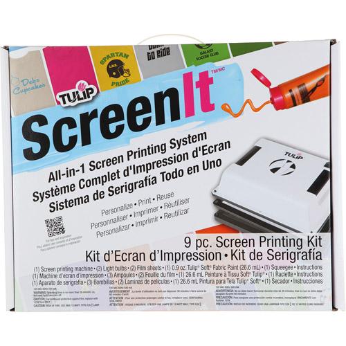 Tulip ScreenIt Silk Screen Machine