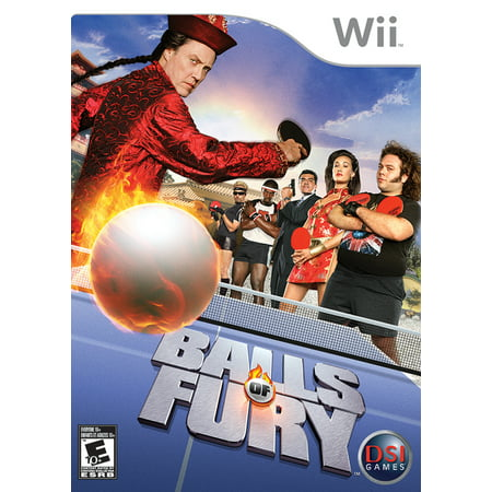 Wii Bowling Ball - Balls of Fury - Nintendo Wii