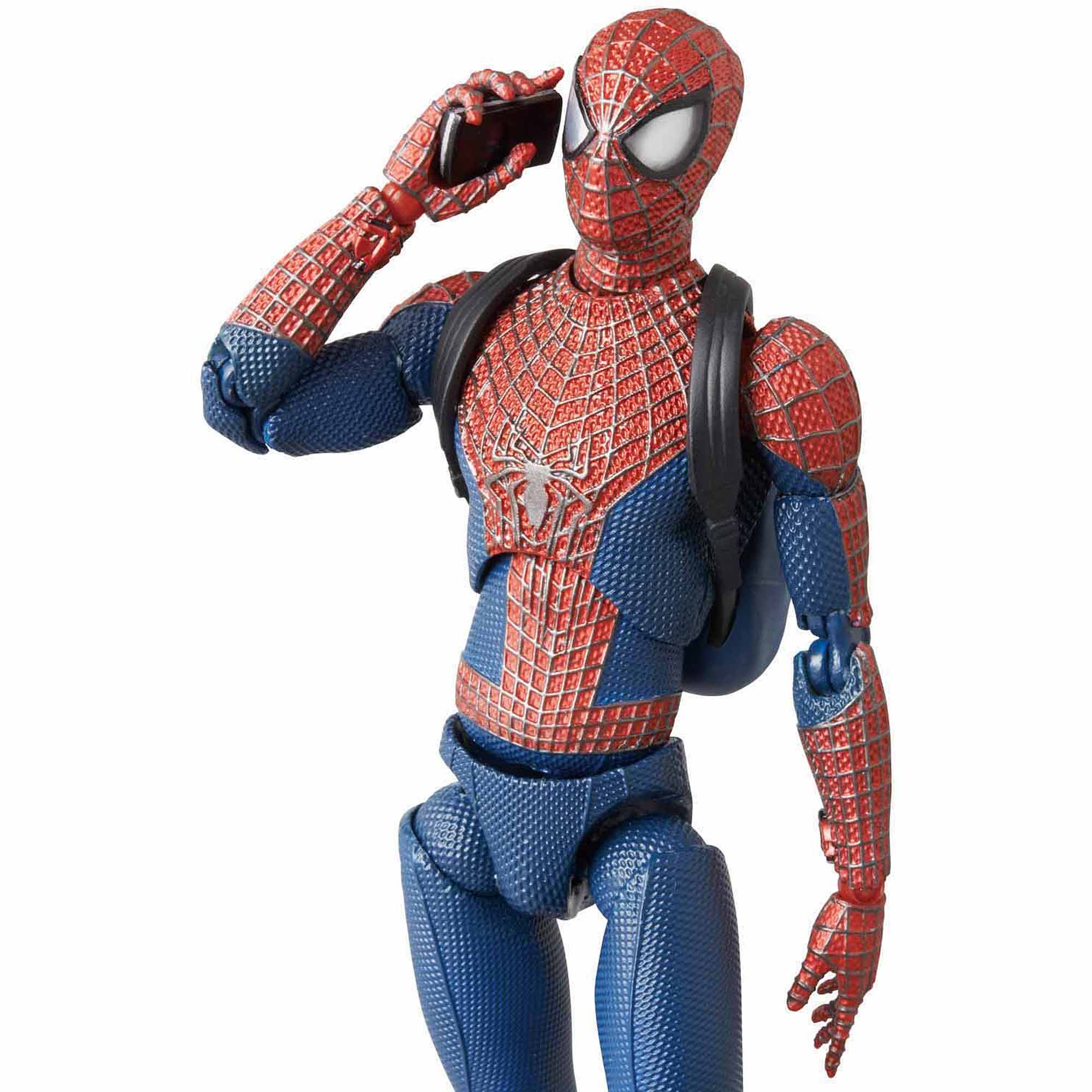 Medicom Toy Amazing Spider-Man 2 Spider-Man Maf-Ex Action Figure Dx Set by Medicom Toy
