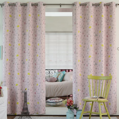Best Home Fashion, Inc. Curtain Panels (Set of 2)