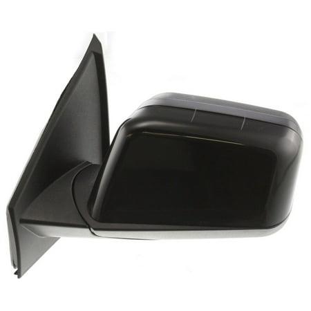 Kool Vue Mirror - FD139EL - For Ford Edge, Driver Side, Manual Folding