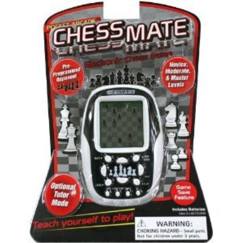 Miles Kimball   Chessmate Electronic Game