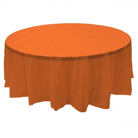 2 Plastic Round Tablecloths 84 Quot Diameter Table Cover