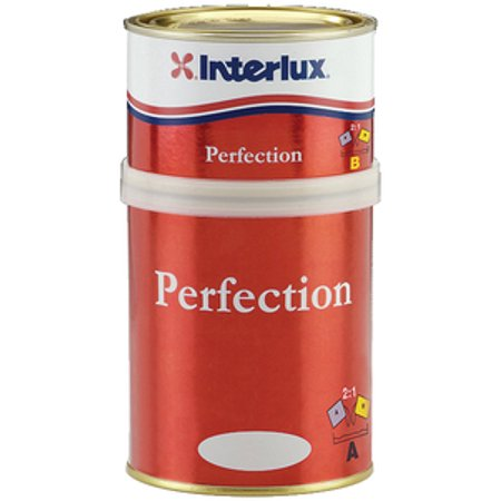 Interlux Yacht Finishes / Nautical Paint Perfection Snow White YHB000KITQT