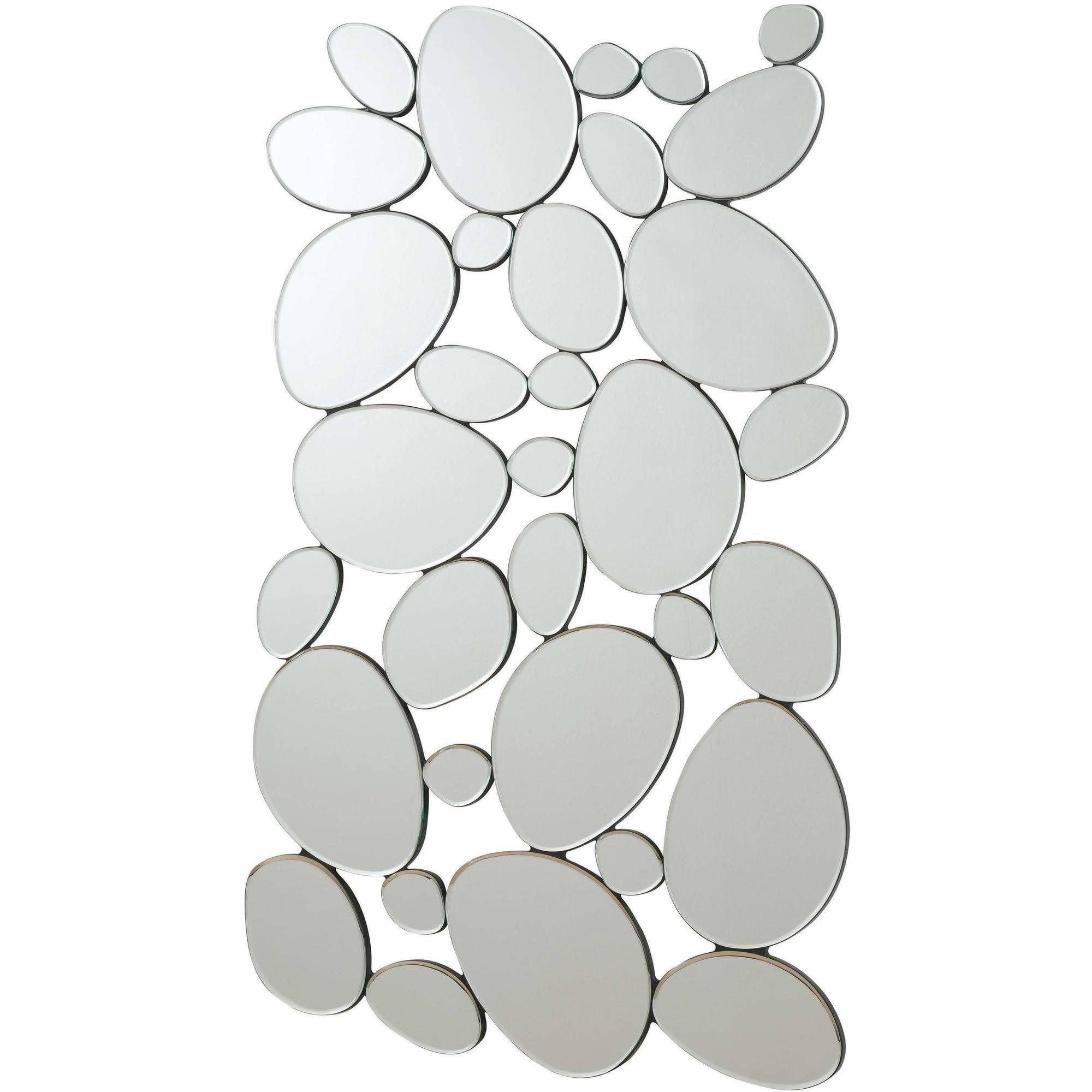 Coaster Company Mirror with Stone Shapes by Coaster Company