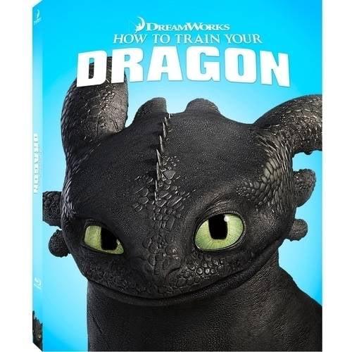 How To Train Your Dragon (Blu-ray + DVD + Digital HD) (Widescreen)