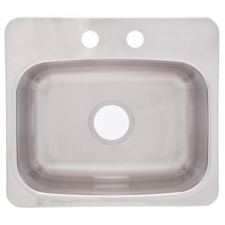 Franke Bar Sink : Franke USA Dual Mount 8-inch Deep Stainless Steel Bar Sink - Walmart ...