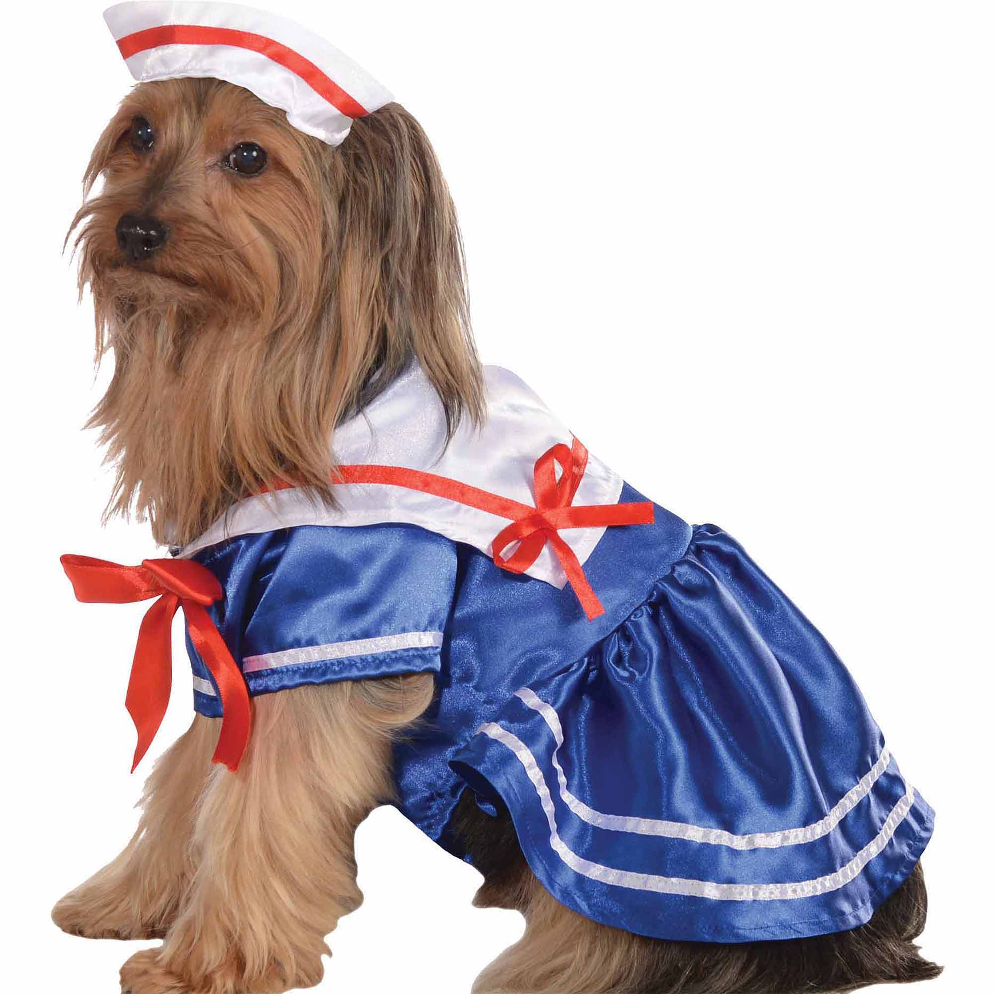 Sailor Girl Halloween Pet Costume (Multiple Sizes Available)