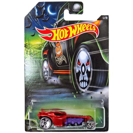 Hot Wheels Happy Halloween! Ratical Racer Die-Cast Car](Halloween Car)