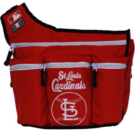 Diaper Dude Mlb Bag St Louis Cardinals