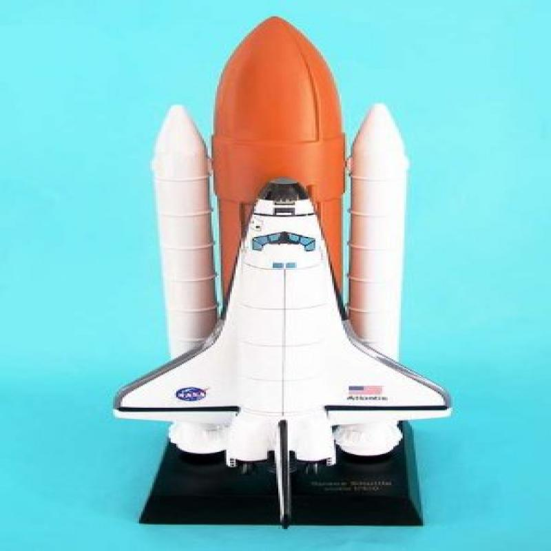 Executive Series Display Models E4310 Space Shuttle Full Stack 1 by 100 Atlantis