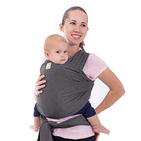 Baby Wrap Carrier All-in-1 Stretchy Baby Wraps - Baby Carrier - Infant Carrier - Baby Wrap - Hands Free Babies Carrier Wraps - Baby Shower Gift - One Size Fits All (Mystic (Best Rated Infant Carriers)